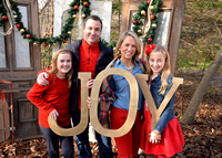 The McKay Family Christmas Session