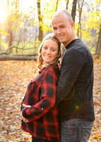 Nikki and Jacob Maternity Session