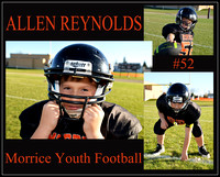 Rick and Allen Football pictures