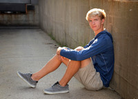 Luke Bollman Senior Session